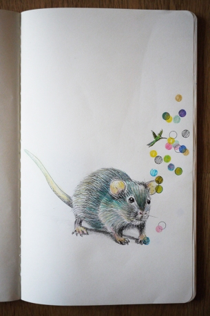 Of Mice and Bubbles