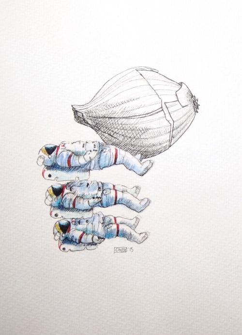 Triple Onionaut